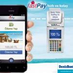 fastPay uygulaması VERA'da
